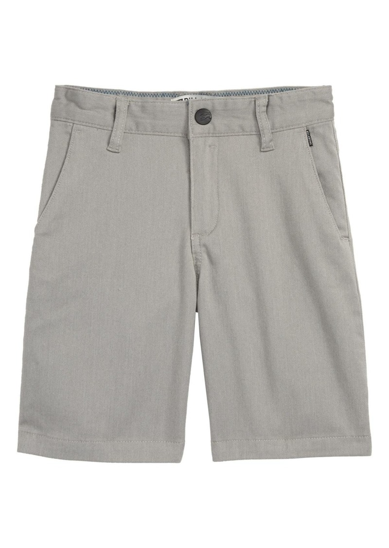Billabong Carter Stretch Shorts (Toddler Boys & Little Boys)