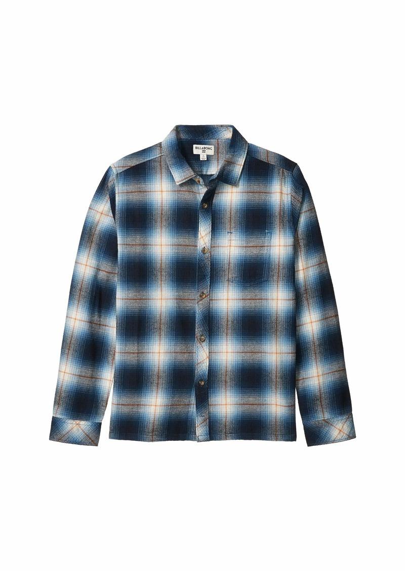 Billabong Coastline Long Sleeve Shirt (Big Kids)