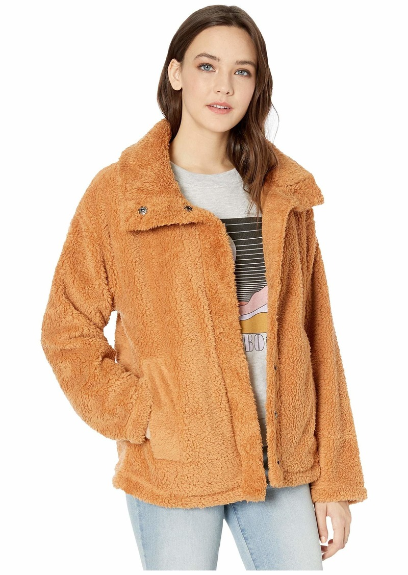 Billabong Cozy Days Sherpa Jacket