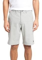 Billabong Crossfire X Slub Shorts