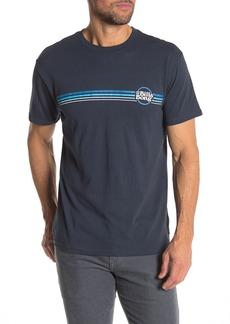 Billabong Cruise Stripe Logo T-Shirt