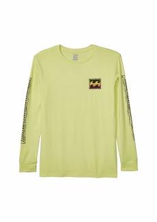 Billabong Fifty Wave Long Sleeve T-Shirt (Big Kids)