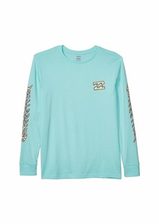 Billabong Fishbone Long Sleeve T-Shirt (Big Kids)