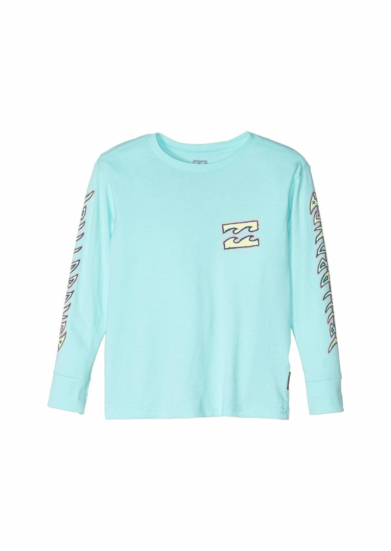 Billabong Fishbone Long Sleeve T-Shirt (Toddler/Little Kids)