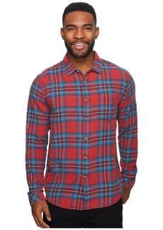 Billabong Freemont Flannel Long Sleeve Top