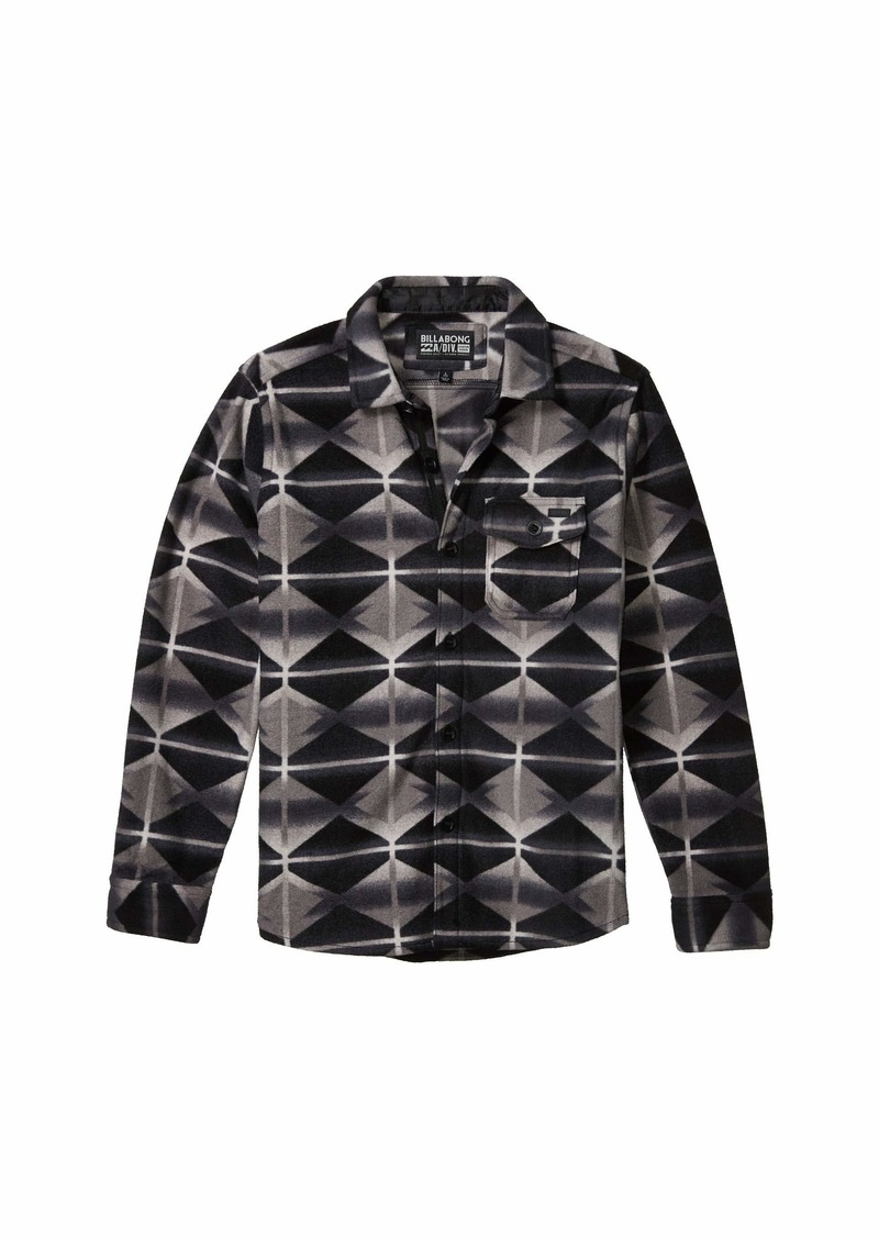 Billabong Furnace Flannel Shirt (Big Kids)