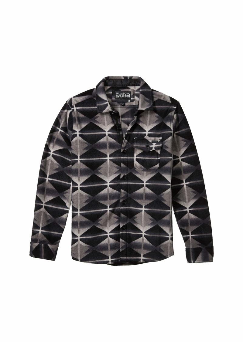 Billabong Furnace Flannel Shirt (Big Kids)