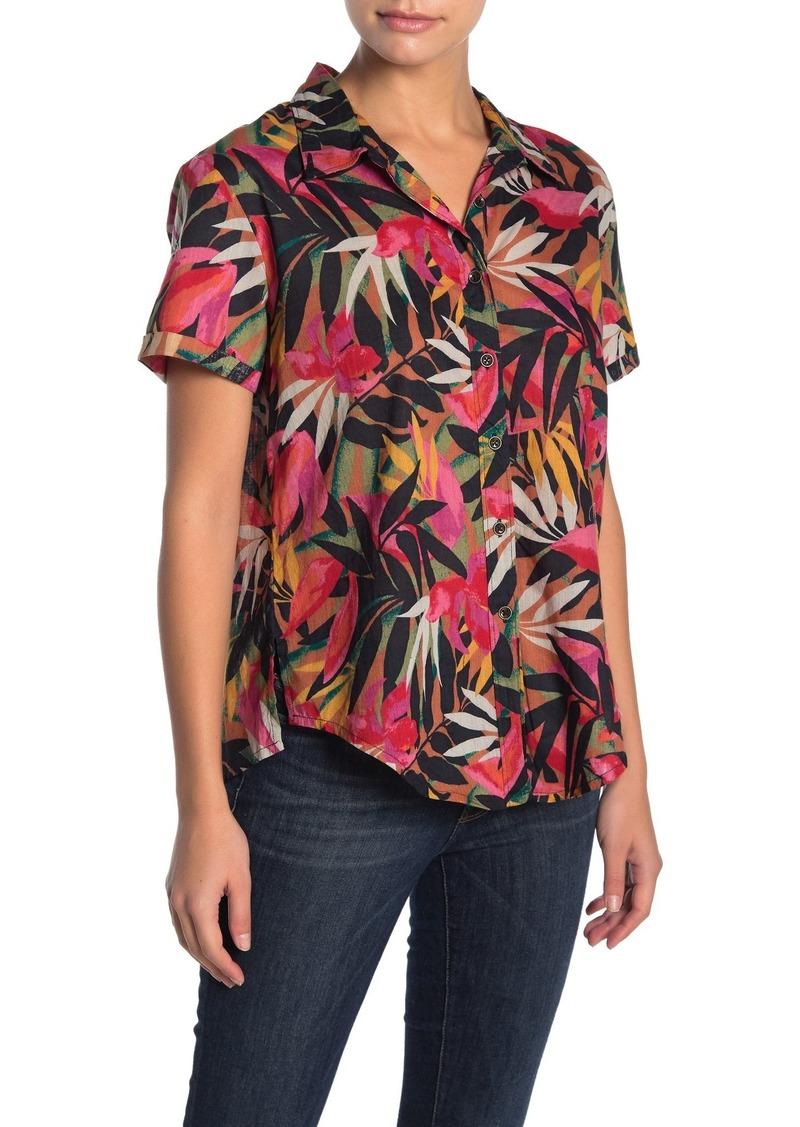 Billabong Hawaiian Daze Print Shirt