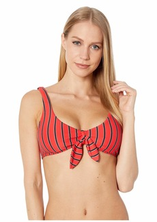 Billabong Hot For Now Tank Bikini Top