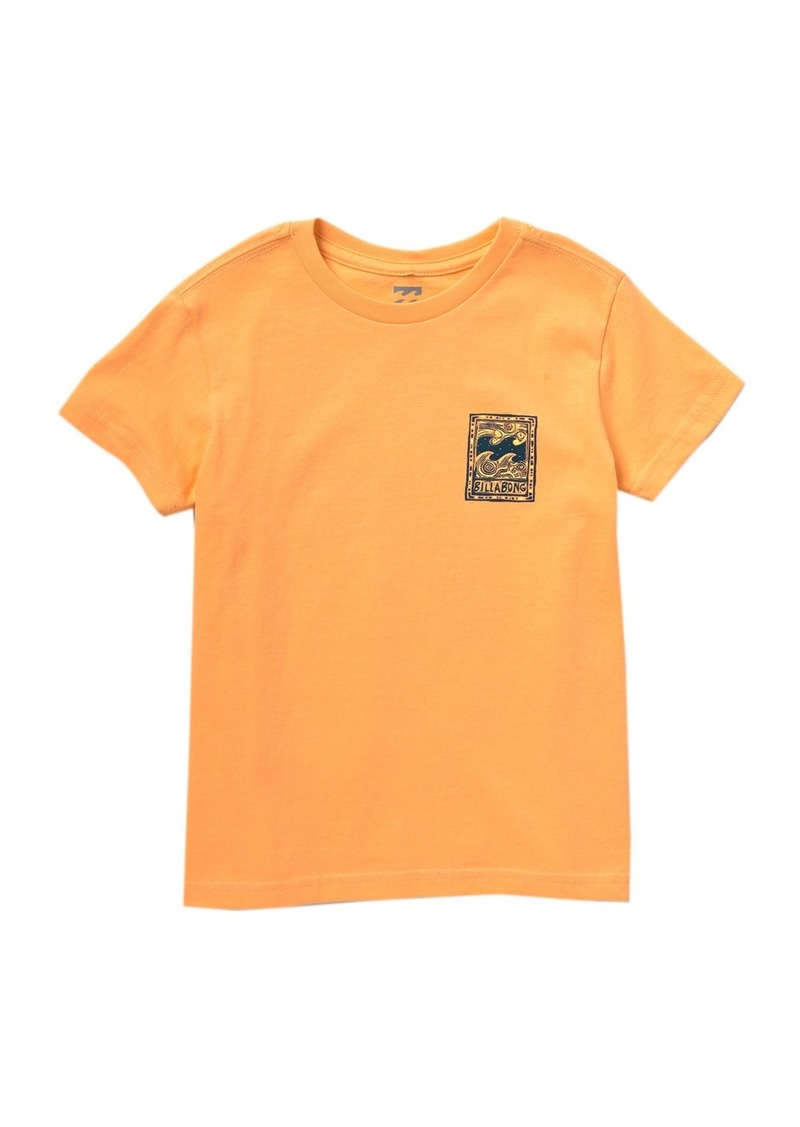 Billabong Icon Graphic T-Shirt (Toddler & Little Boys)