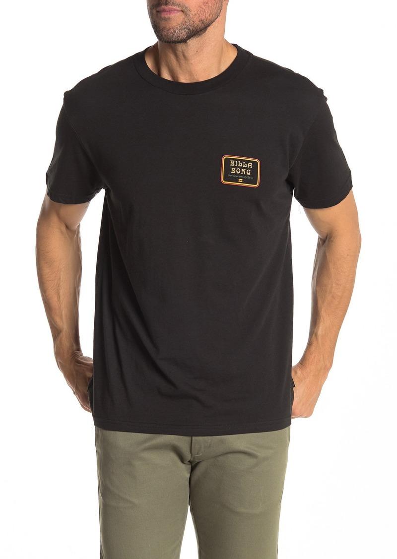 Billabong Lagoon Brand Logo T-Shirt