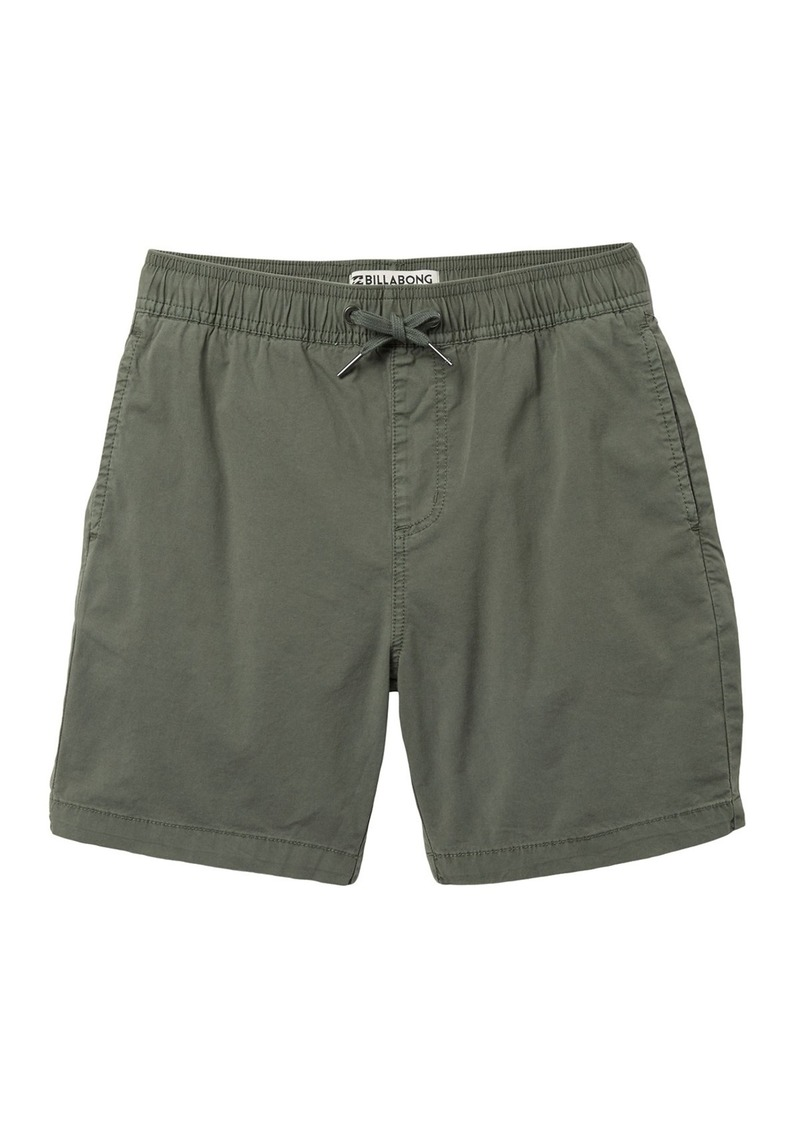 Billabong Larry Layback Shorts (Big Boys)
