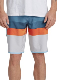 Men's Billabong 73 Stripe Pro Board Shorts