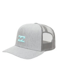 Men's Billabong All Day Trucker Hat - Grey
