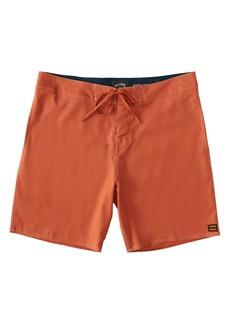 Men's Billabong Surftrek Stretch Hemp Blend Shorts