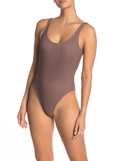 Billabong Meshed Up One-Piece Swimsuit