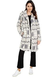 Billabong Montreal Longline Fleece Jacket