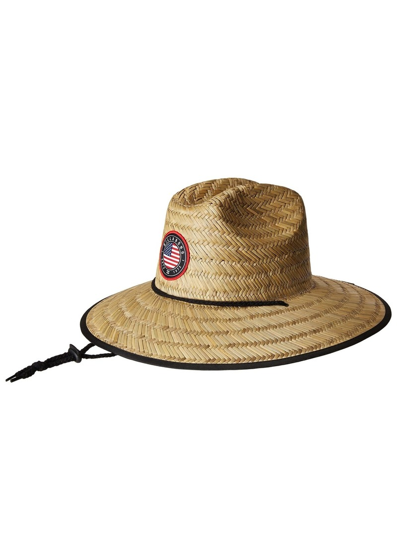 Billabong Native Rotor Tides Lifeguard Hat Misc Accessories