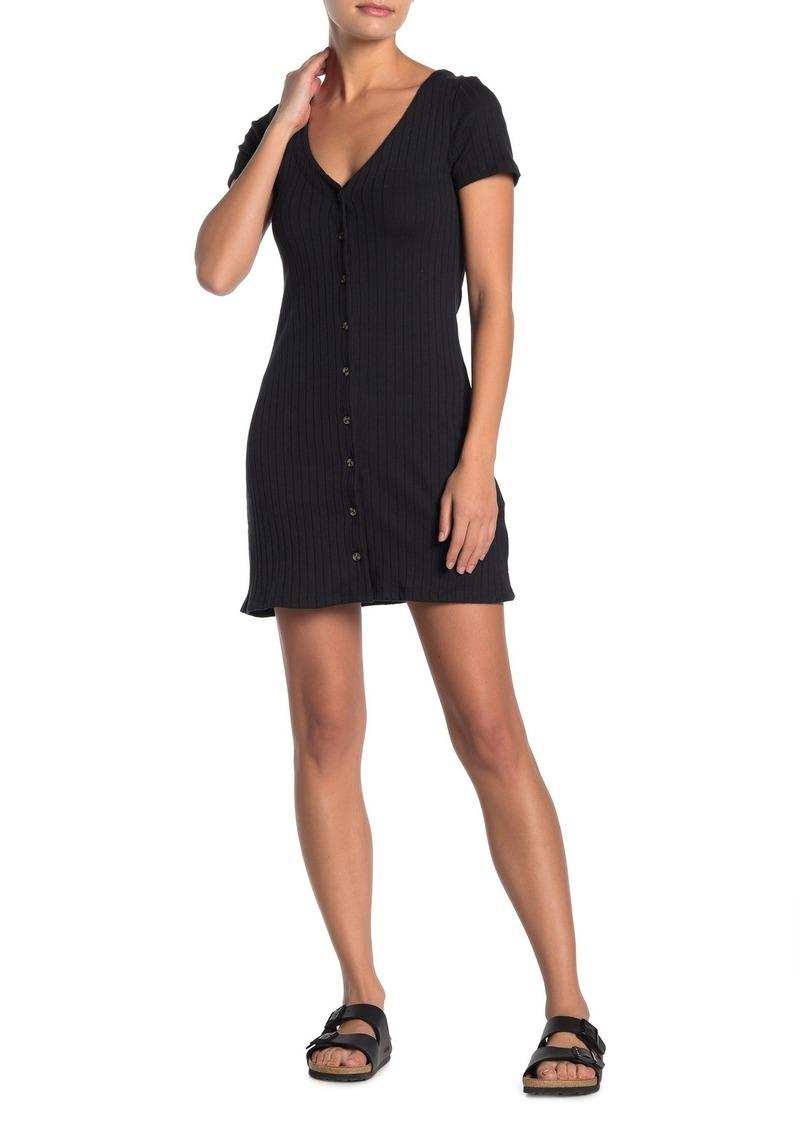 Billabong On With It Mini Dress