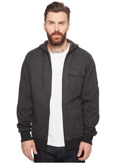 Billabong Quadrant Fleece Furnace Zip Hoodie