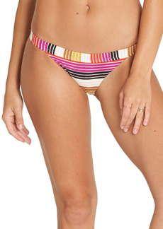 Billabong Shady Lane Tropic Low Rider Bikini Bottoms