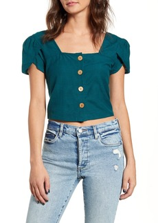 Billabong Something Special Crop Top