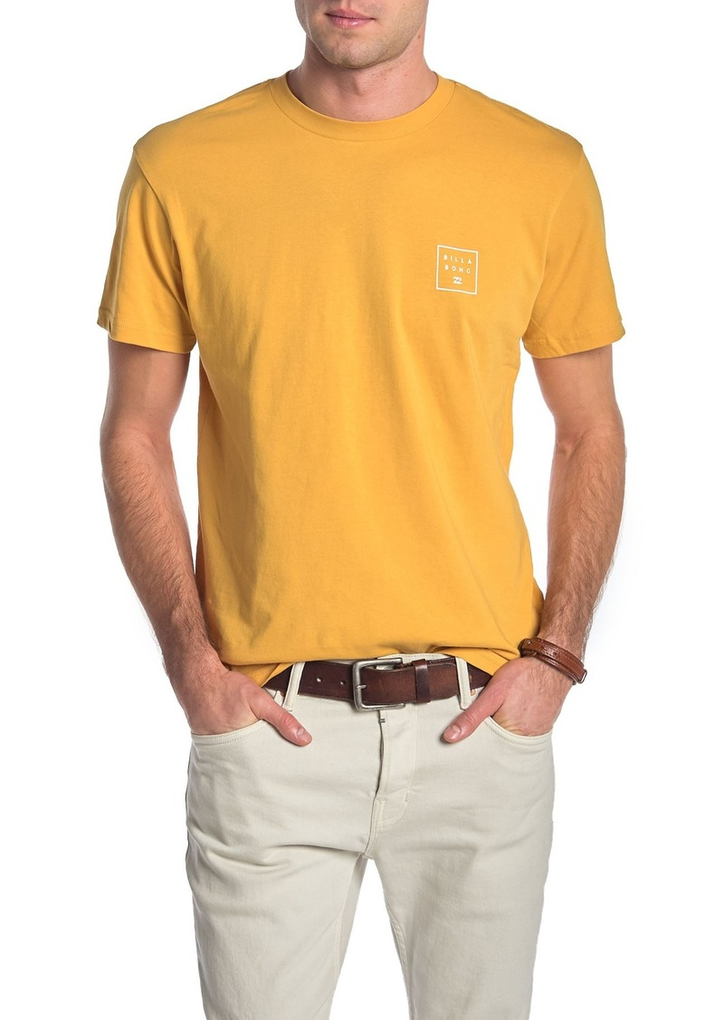 Billabong Stacked Crew Neck T-Shirt