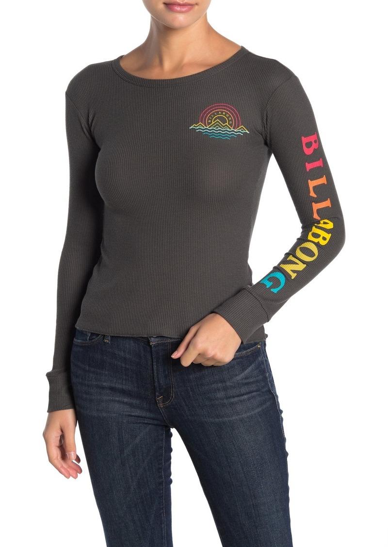 Billabong Stark Weather Long Sleeve T-Shirt