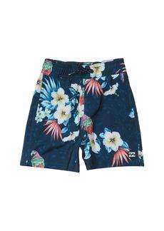 Billabong Sundays Layback Swim Shorts (Toddler/Little Kids)