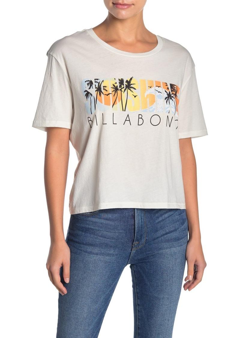 Billabong Sunshine Wave Short Sleeve T-Shirt