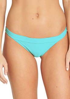 Billabong Tan Lines Ribbed Bikini Bottoms