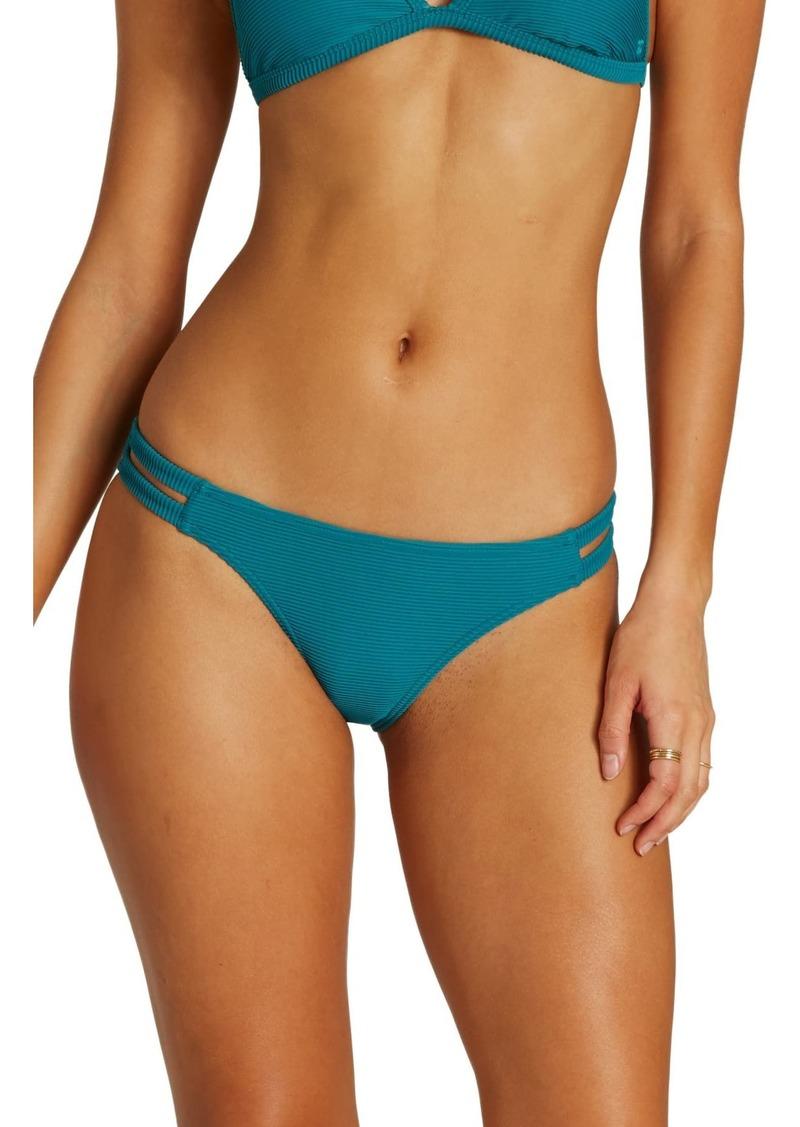 Billabong Tanlines Tropic Low Rider Bikini Bottoms