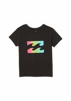 Billabong Team Wave T-Shirt (Toddler/Little Kids)