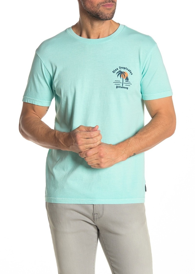 Billabong Tropicales Logo T-Shirt