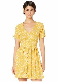Billabong Twirl Twist Dress