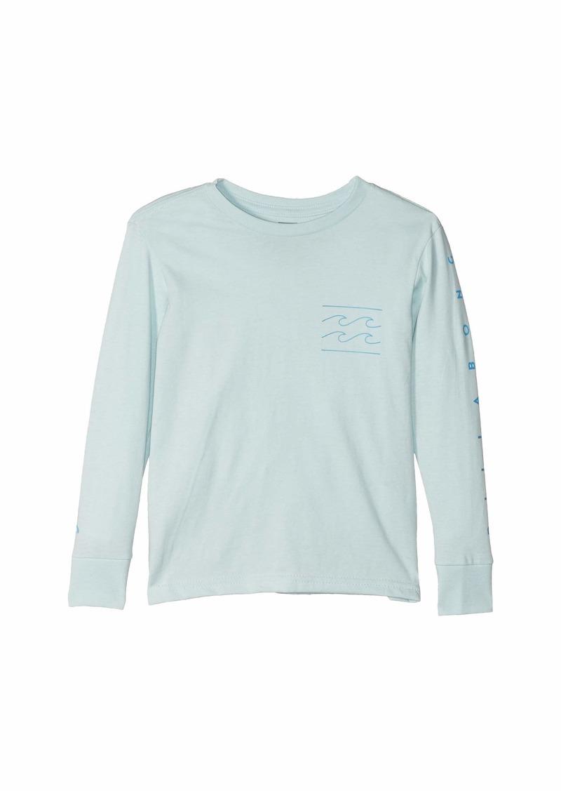 Billabong Unity Long Sleeve T-Shirt (Toddler/Little Kids)