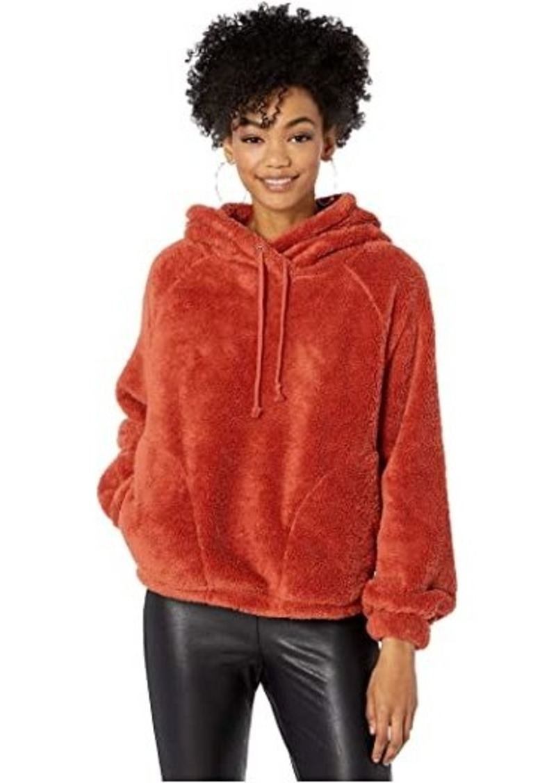 Warm Regards Sherpa Hoodie