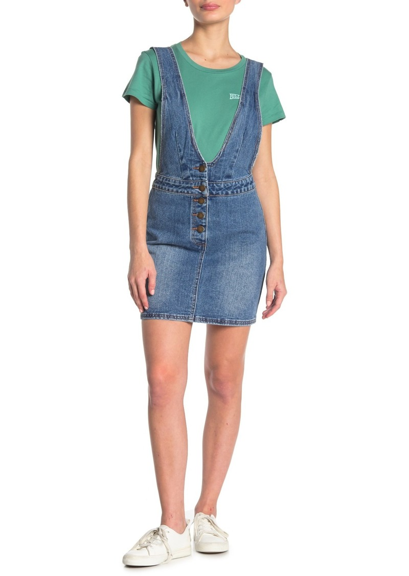 Billabong Warmin Up Denim Dress