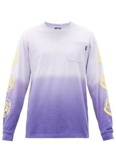 Billionaire Boys Club Astro-print tie-dye cotton T-shirt