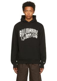 Billionaire Boys Club Black Arch Logo Hoodie