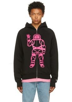 Billionaire Boys Club Black Full-Zip Astronaut Hoodie