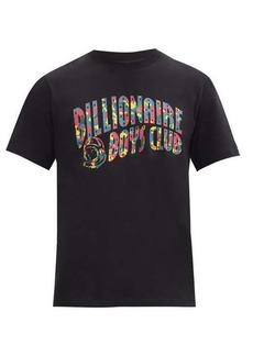 Billionaire Boys Club Confetti logo-print cotton-jersey T-shirt