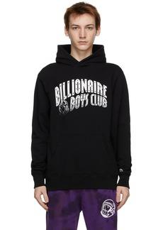 Billionaire Boys Club SSENSE Exclusive Black Arch Logo Hoodie