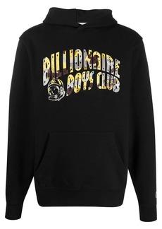 Billionaire Boys Club camouflage logo hoodie