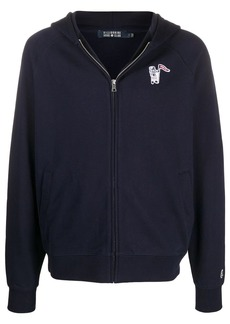 Billionaire Boys Club embroidered logo hoodie