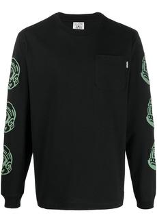 Billionaire Boys Club graphic print sleeve sweatshirt