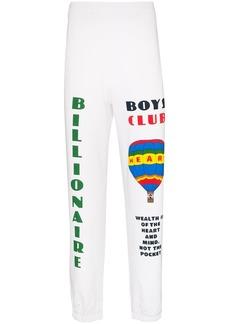 Billionaire Boys Club Hot Air Balloon print track pants