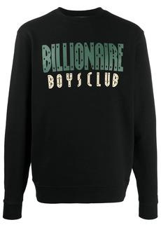 Billionaire Boys Club logo printed sweatshirt