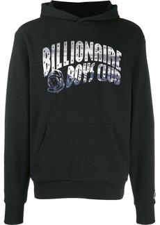 Billionaire Boys Club long sleeve printed logo hoodie