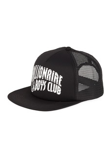 Billionaire Boys Club Men's Helmut Mesh-Back Trucker Hat